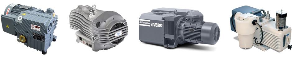 MS Pumps | Vacuum pumps